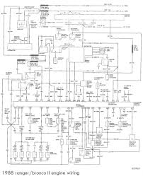 1988 ford ranger wiring diagram