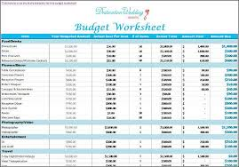 How To Make An Excel Spreadsheet For Budget Excel Spreadsheet Budget Planner Free Best Of How To Create A