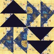 Roads Flying Geese Quilt Block Pattern & Winding Roads Flying Geese Quilt Block Pattern Adamdwight.com