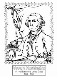 Small Picture Presidents Coloring Book