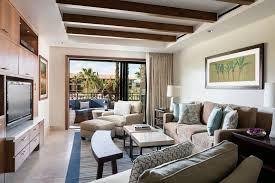 Mirage One Bedroom Suite One Bedroom Residential Suite The Ritz Carlton Rancho Mirage