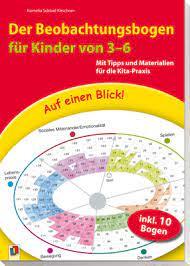 In der regel wird ein beobachtungsbogen für ein kind angelegt, wenn es die krippe oder kita kommt. Auf Einen Blick Der Beobachtungsbogen Fur Kinder Von 3 Bis 6 Bucher Fur Kindergarten Buch Tipps Bucher Fur Kinder