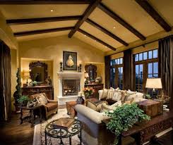Rustic Interior Design Ideas image of rustic home interior design