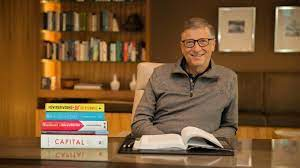 Bill Gates' five favorite books of 2014 — Quartz