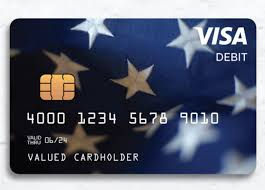 put stimulus money on a debit card