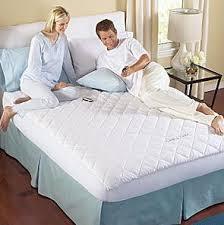 mattress heater. from brookstone description: mattress heater