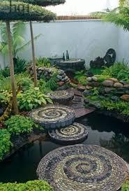 A Whole Bunch Of Beautiful U0026 Enchanting Garden Paths  Part 3 Mosaic Garden Path