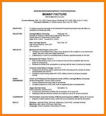 Resume Samples Pdf Resume Template For Fresher 14 Free Word Excel