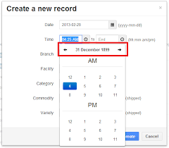 When used as only a timepicker, allow disabling of date. · Issue #33 ...