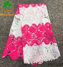 <b>Beautifical guipure</b> lace fabric <b>african guipure cord</b> lace nigerian ...