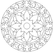 Small Picture Free Printable Abstract Coloring pages this is a fun way to teach