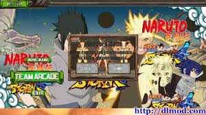Game Naruto Senki - Indophoneboy