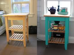Kitchen Island Cart Ikea Bekvam Kitchen Cart Home Design And Decorating