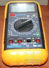 Обзор <b>Mastech MY62</b> - Вива-Телеком