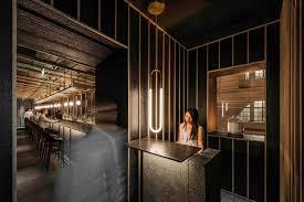 NeriHu Designs Dramatic Lightfilled Atrium For Shanghai Restaurant Interesting Interior Design Shanghai