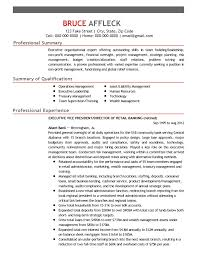 Executive Director Non Profit Resume Board Of Directors Resume