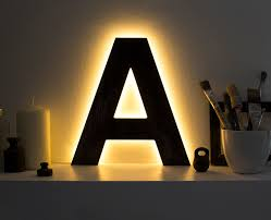lighted letter signs. Letter Lighting. 🔎zoom Lighting O Lighted Signs