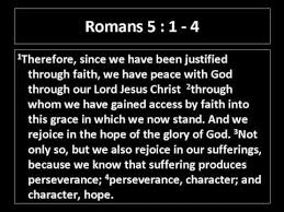 Galatians 6:9 perseverance with good works; Romans 5 1 To 4 5 1 5 2 5 3 5 4 38 Top Bible Verse Youtube