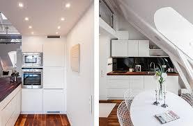 Attic Apartment Attic Apartment In Stockholm