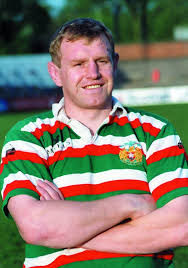 The Tigers Hall of Fame | Dean Richards | Leicester Tigers