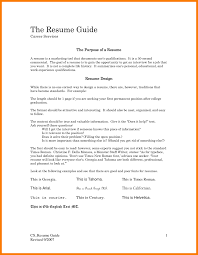 First Job Resume Template Templates For Resumes Examples High