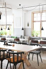 white chairs ikea ikea ps 2012 easy. Black Ikea PS 2012 Chairs And White Melltorp Tables Mixed With Vintage Designer Pieces In A Swedish Restaurant. Ps Easy Y