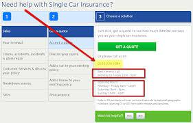 admiral insurance customer service 0333 220 2000