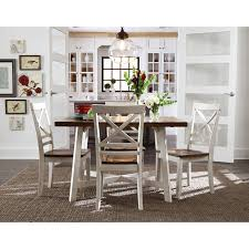 country cottage dining room. Standard Furniture Amelia 5-Piece Dining Table Set Country Cottage Room C