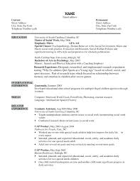 Athletic Resume Template Free Esthetician Resume Templates Resume Resume Examples Doe 62