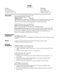 Esthetician Resume Esthetician Resume Templates Resume Resume Examples Doe 71