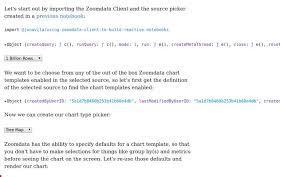 Box And T Chart Template Embedding Zoomdata Native Charts Jonathan Avila Observable