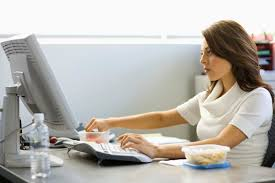 sitting jobs are there any decent paying jobs that are sit down jobs woman