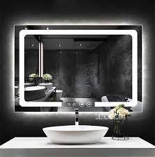 CTF0088D <b>Bathroom Led</b> Mirror Bath <b>Led Wall Mirror</b> Washroom ...