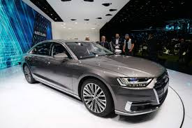 All-new 2018 Audi A8 priced from €90,600 in Germany, arrives in ...