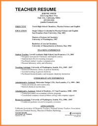 How To Make A Cv For Job 12 How To Make A Cv For Teaching Job Cover Letter