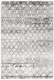 white and gray rug dark grey tribal pattern shiflett blue area