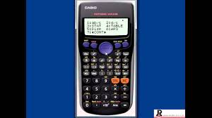 how to set the casio fx 82za plus scientific calculator to power off after 60 minutes you