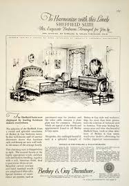 Sheffield Bedroom Furniture Vintage Advertising Art Tagged Furniture Period Paper