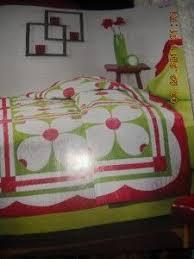 Bucilla Applique Quilt Kit Dogwood Blossoms # 1587 Single Double ... & dogwood quilt pattern | Dogwood Blossom