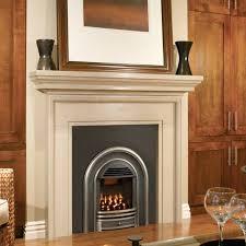 home propane radiant valor portrait classic arch propane fireplace insert