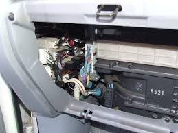 fuse box locations toyota estima owners club there are 4 fuse boxes in a 2000 estima one in the passenger footwell behind the glove box