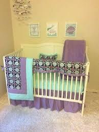 baby girl purple bedding baby girl purple and mint crib bedding set by purple and blue baby girl purple bedding
