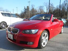 Coupe Series 3 wheel car bmw : 2008 Used BMW 3 Series RETRACTIBLE HARDTOP CONVERTIBLE at HG ...