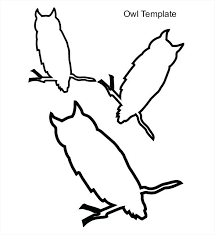 feather template feather template printable free beautiful owl animal templates mask