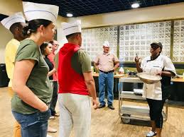 Navy Cook Navy Chief Brings Soul Food To Bahrain As After Hours Chef