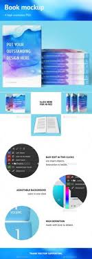 Website Mockup Template Enchanting Book Mockup Photoshop PSD Mockup Photoshop Download ➝