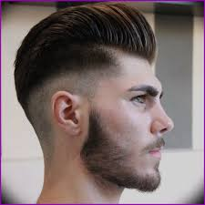 Coiffure Homme 2018 Avec Barbe 108836 Coiffure Homme Style