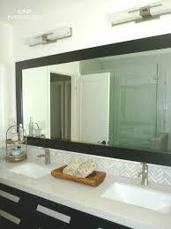 CAD INTERIORS Affordable Stylish Interiors - Tile backsplash in bathroom