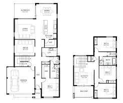 house designs modern two story home plans ultra