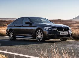 BMW 5-Series Saloon Review (2017 - ) | Parkers